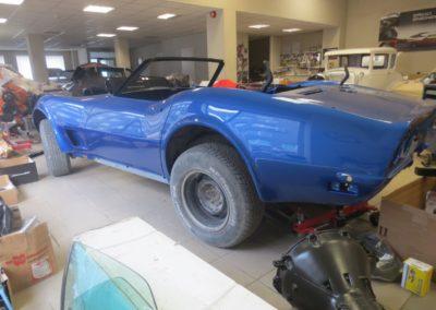 1973 Corvette C3 Convertible