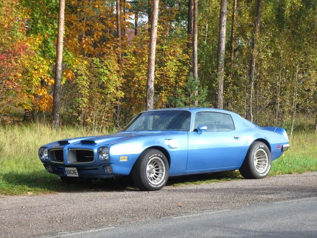 1970 Pontiac Firebird LS3