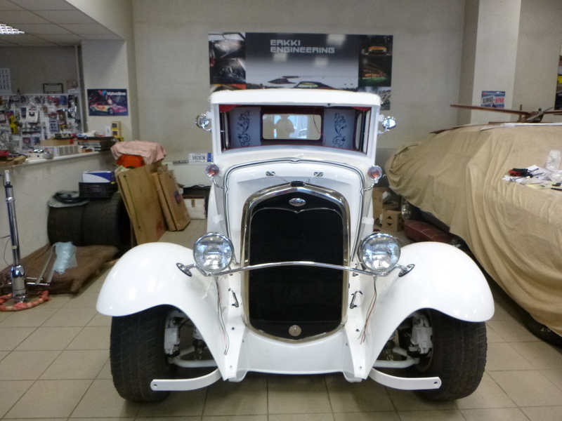 1931 Ford A Hot Rod