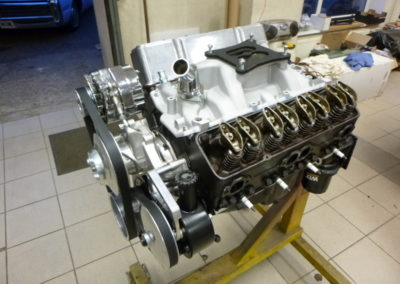 350 SBC Turn Key Engine