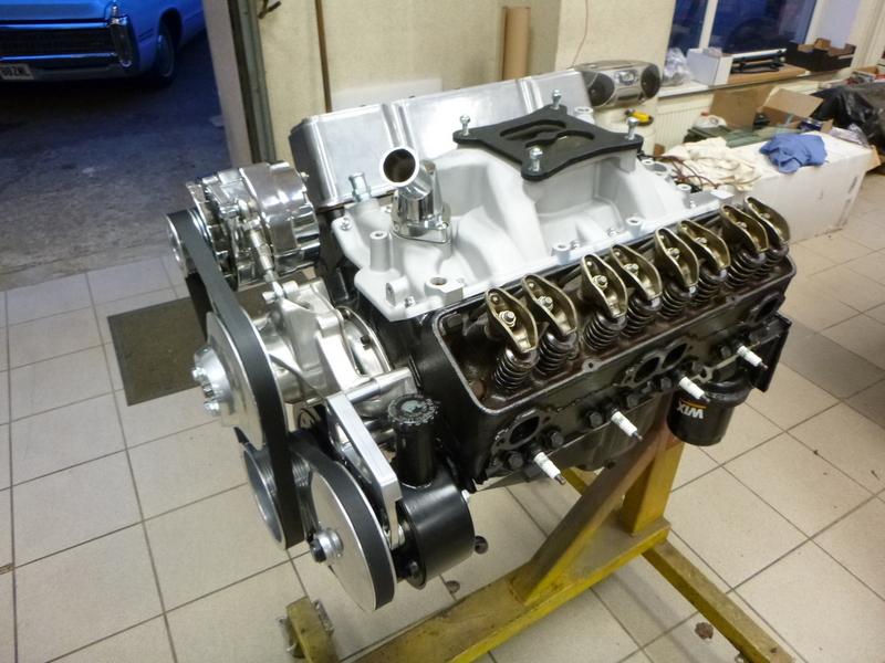 350 SBC Turn Key Engine