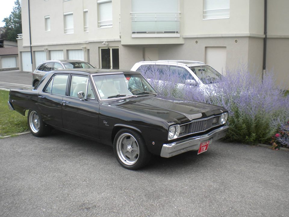 1975 Plymouth Valiant Custom