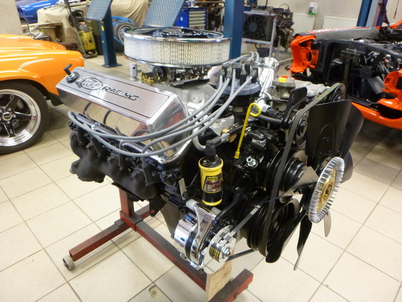429 cid Ford