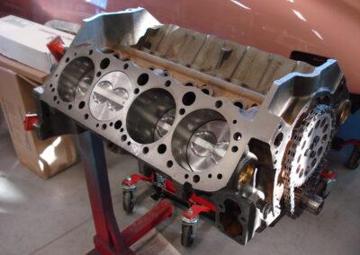 350 SBC /300 hp