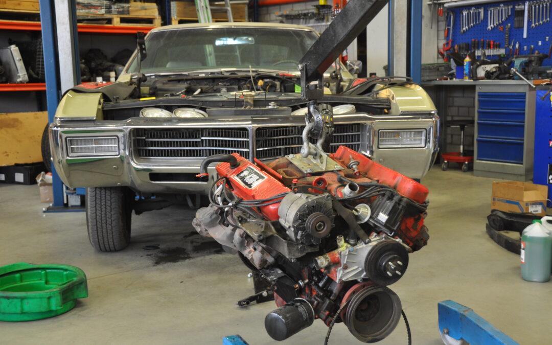 430 cid Buick