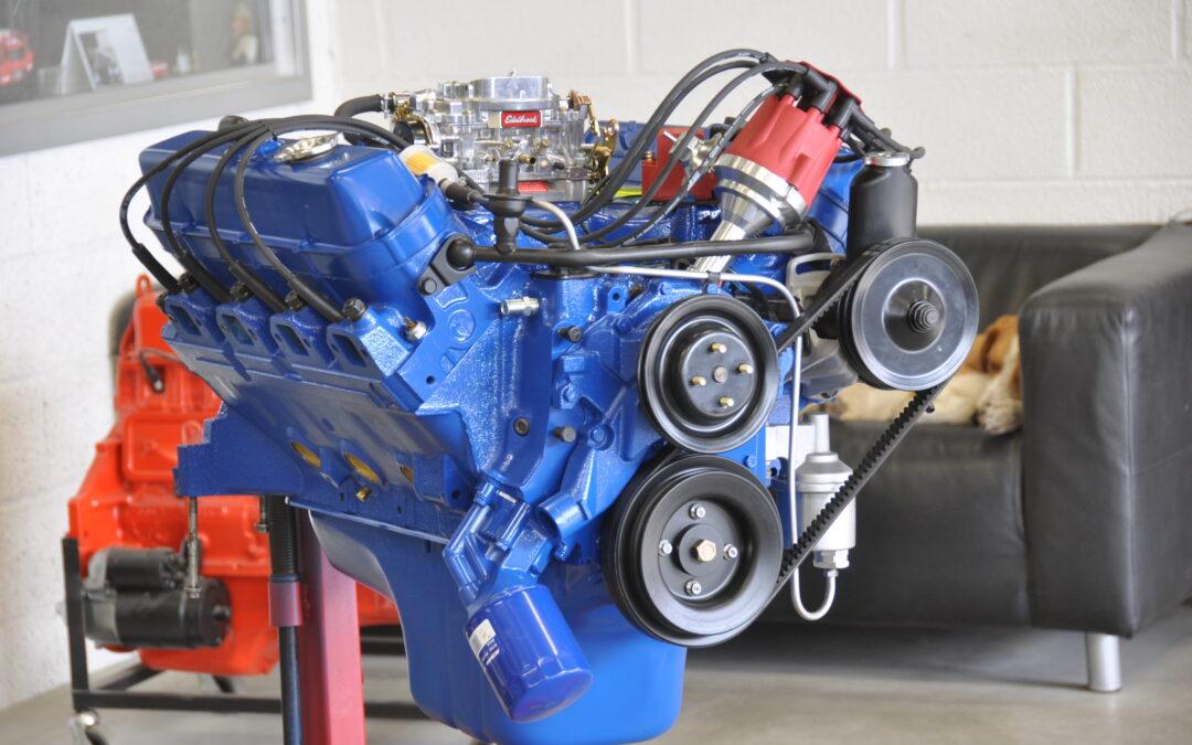 472 cid Cadillac
