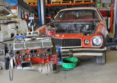 350 SBC 1976 Camaro
